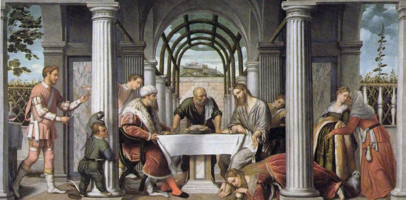 Gesù e i farisei
