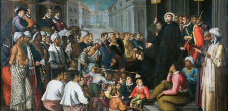 Francesco Saverio, missionario al di là dei confini