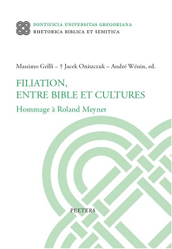 Filiation, entre Bible et cultures