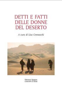 Detti e fatti delle donne del deserto