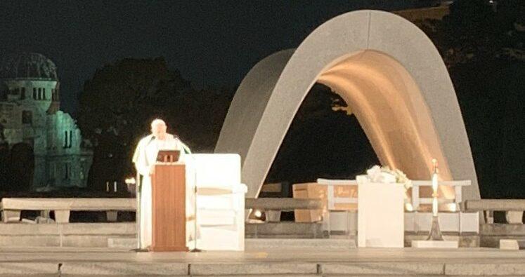Il viaggio apostolico di Francesco in Thailandia e Giappone