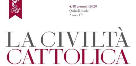 1850-2020. «La Civiltà Cattolica» compie 170 anni