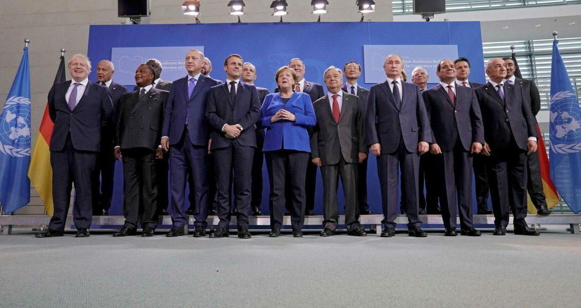 La conferenza di Berlino e la «guerra civile» in Libia