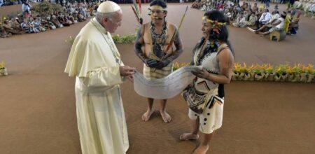 Amazonie: nouveaux chemins pour l'église et pour une écologie intégrale