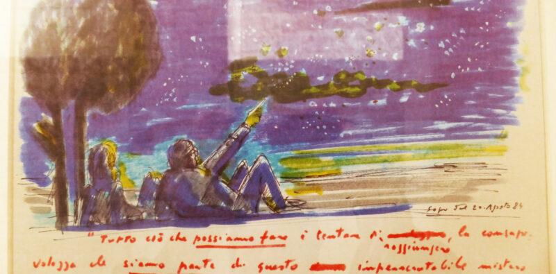 Daniel Pennac e Federico Fellini: la vita è sogno