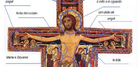 Il crocifisso di Francesco d'Assisi