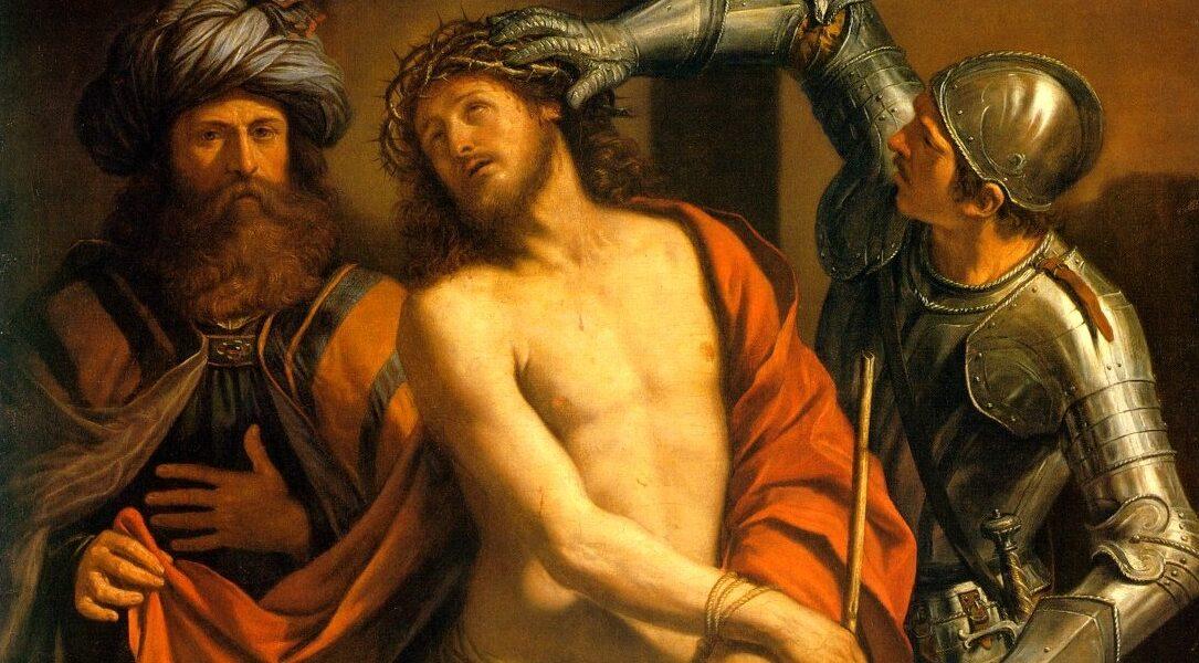 La «debolezza» di Cristo, argomento della sua verità
