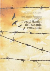 Due volumi sui martiri albanesi
