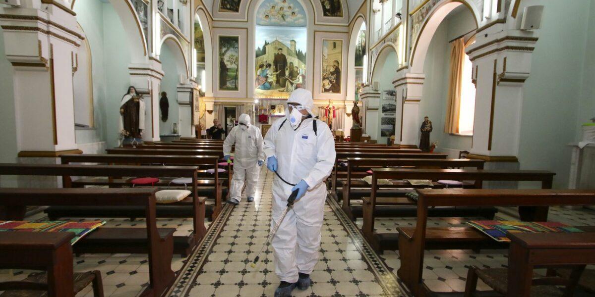 Pandemia e libertà di culto