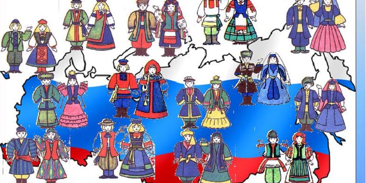 La Russia, crogiolo di popoli
