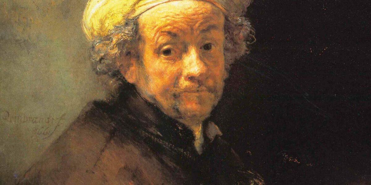 Rembrandt, l'artista allo specchio della parola