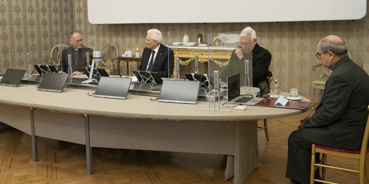 Saluto del Presidente della Repubblica Sergio Mattarella per i 170 anni de «La Civiltà Cattolica»