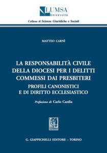 La responsabilità civile della diocesi per i delitti commessi dai presbiteri