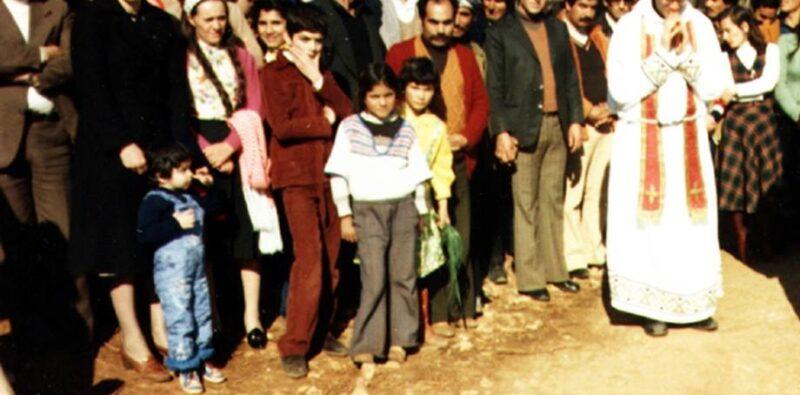 Nicolas Kluiters, gesuita in Libano