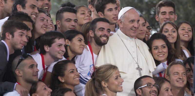 L'economia di Francesco e i giovani