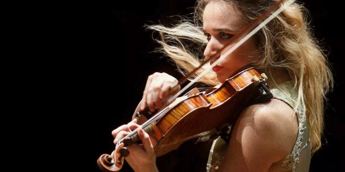 L'infinito nel violino di Anna Tifu