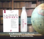 """Abbonati a """"La Civiltà Cattolica"""". Con un dono per te"""