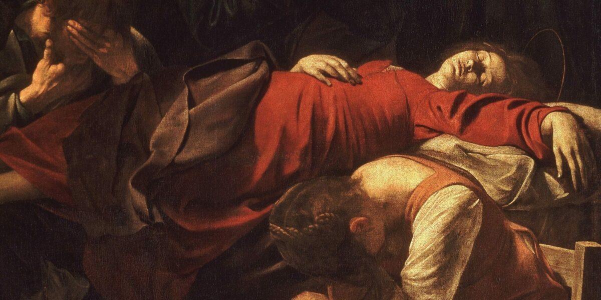 La peste e Caravaggio