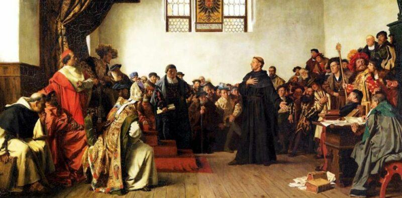 La scomunica di Lutero: 500 anni dopo