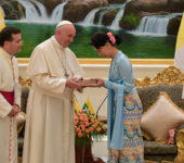 Myanmar, nel 2017 il viaggio di papa Francesco