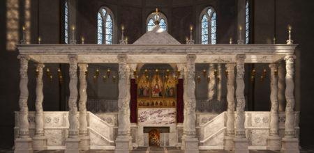 All'ombra delle Epifanie. Giotto e il polittico Stefaneschi del Vaticano