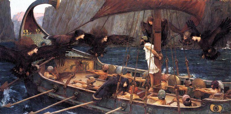 L'«inaddolcibile» Ulisse di Nikos Kazantzakis