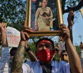Passi indietro in Myanmar