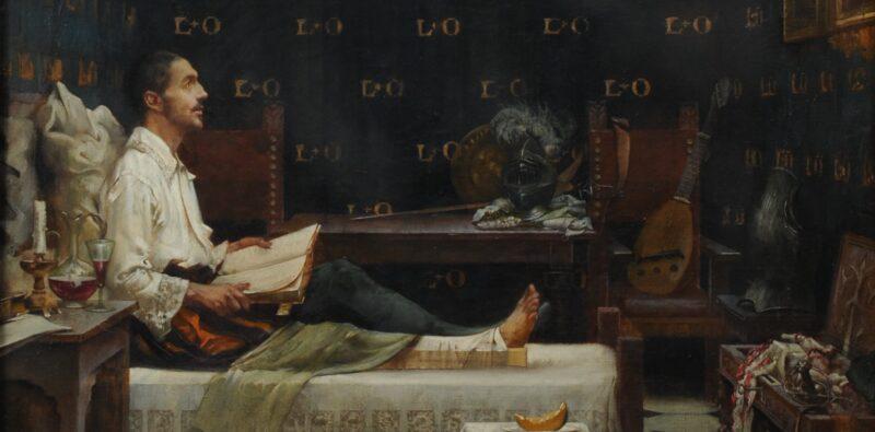 La preghiera di Ignazio di Loyola