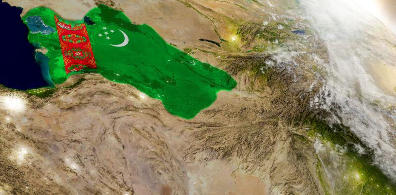 Il Turkmenistan
