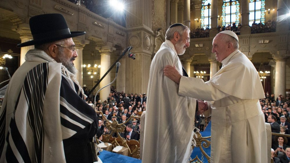 Una dichiarazione rabbinica ortodossa sul cristianesimo