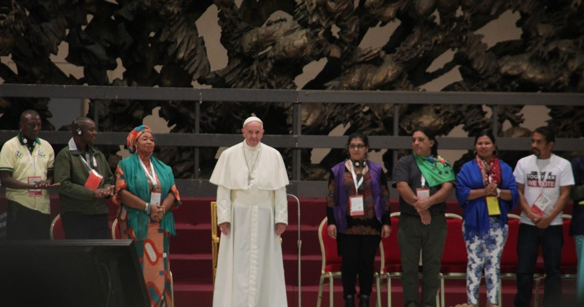 Papa Francesco e i suoi messaggi all'America Latina