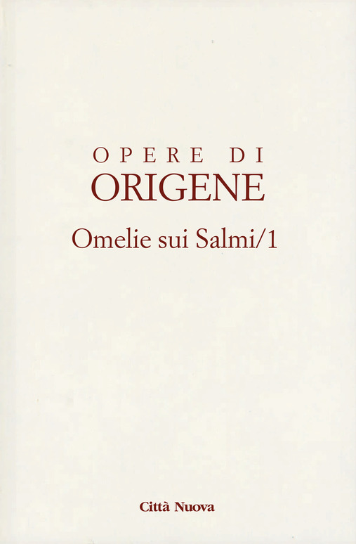 Omelie sui Salmi
