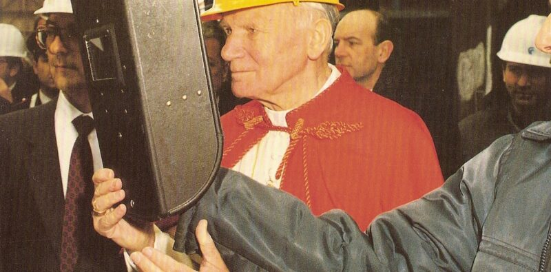 Giovanni Paolo II e la Dottrina sociale della Chiesa
