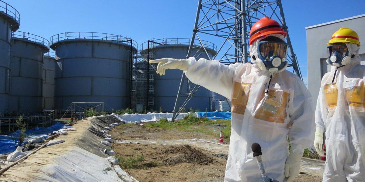 Riflessioni ecologiche sullo sversamento delle acque reflue di Fukushima